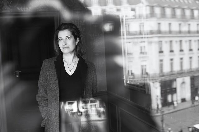 「フランス映画祭2015」団長は女優エマニュエル・ドゥボスに決定!