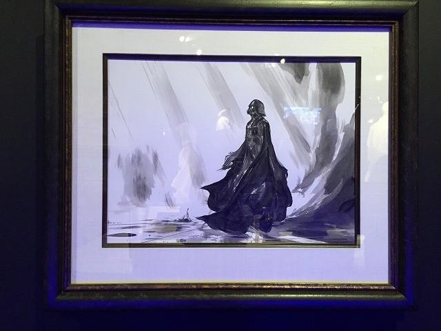 「Vader」天野善高/(C)&TM Lucasfilm Ltd.
