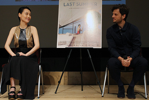 イタリア映画祭2015開幕、菊地凛子も初主演作引っ提げ参加「とてもいい経験」