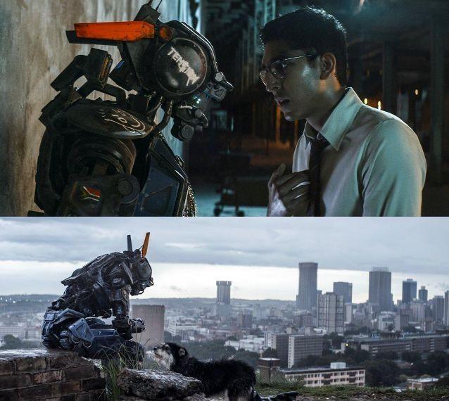 人工知能を搭載したロボットをめぐる物語を描く「チャッピー」