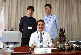 映画は青年海外協力隊がテーマ「クロスロード」