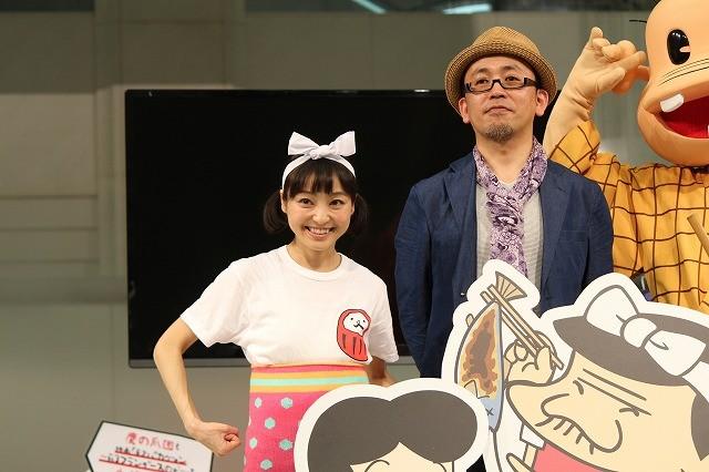 「天才バカヴォン」に金田朋子参戦!FROGMAN監督「この人おかしい」とタジタジ