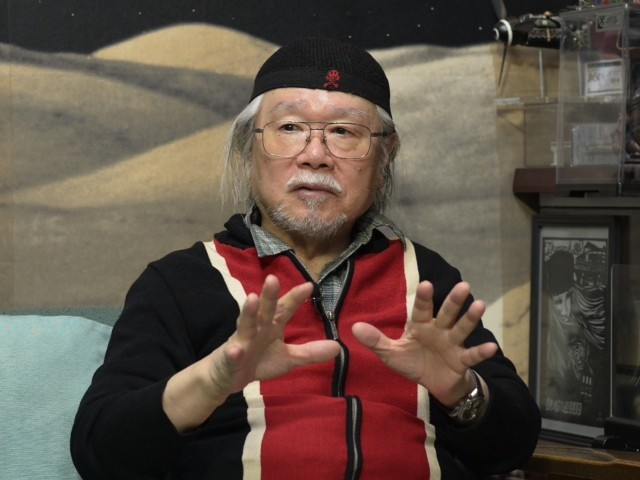 松本零士氏、映画への感謝を語る「生涯の夢を授けてくれた」