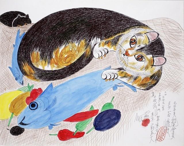 反骨の日系人画家を追う傑作ドキュメンタリー「ミリキタニの猫」特別版上映決定!