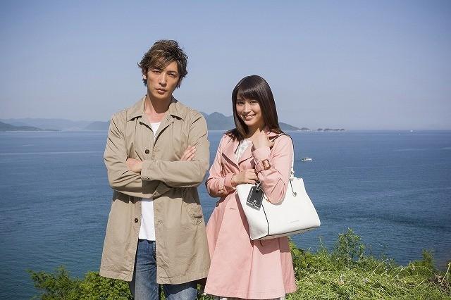 広瀬アリス、玉木宏主演「探偵ミタライの事件簿」ヒロイン!映画オリジナルのキャラクターに