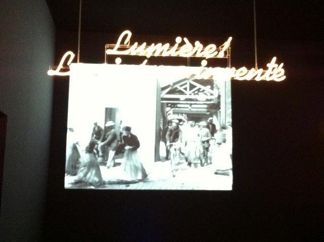 【パリ発映画コラム】初のフィルム上映から120周年、リュミエール展がパリで開催