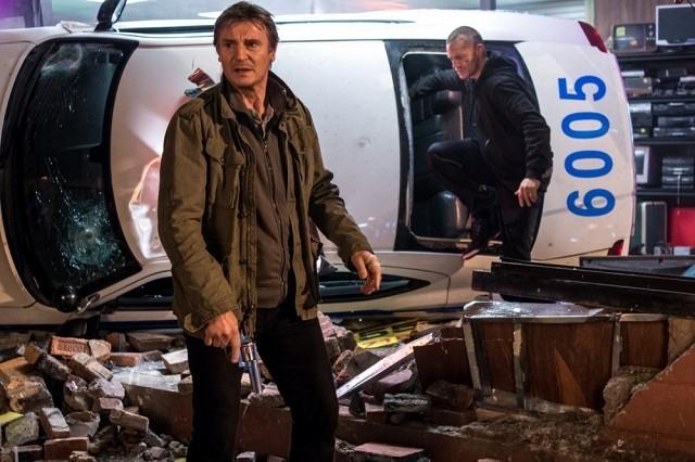 """通常と逆!?""""悪人が警察を追う""""「ラン・オールナイト」カーチェイス映像を独占入手!"""