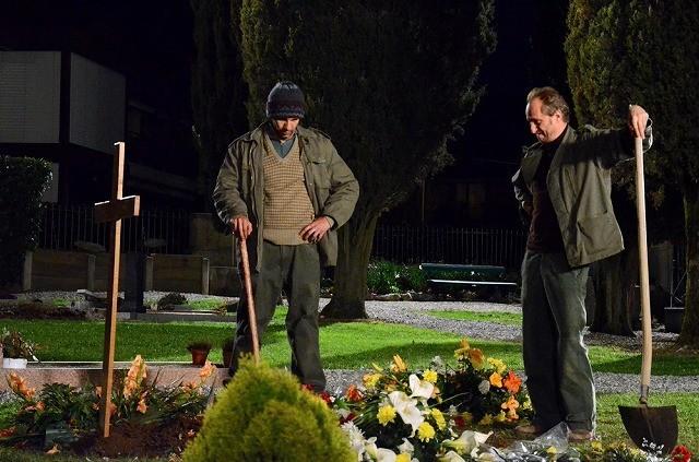 チャップリン遺体誘拐の実話を映画化「チャップリンからの贈りもの」7月公開決定
