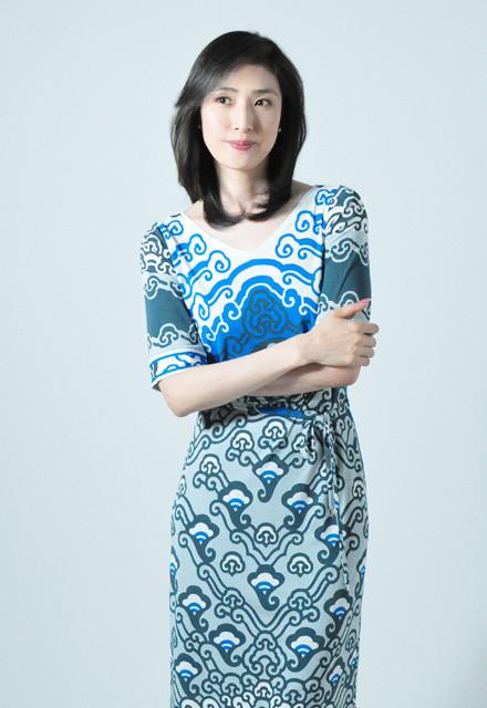 天海祐希、舞台女優としての10数年に思いを馳せる
