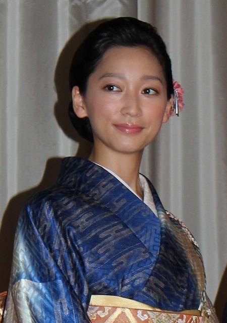 杏、「百日紅」公開で決意新た「江戸時代を途切れないようにするのが使命」