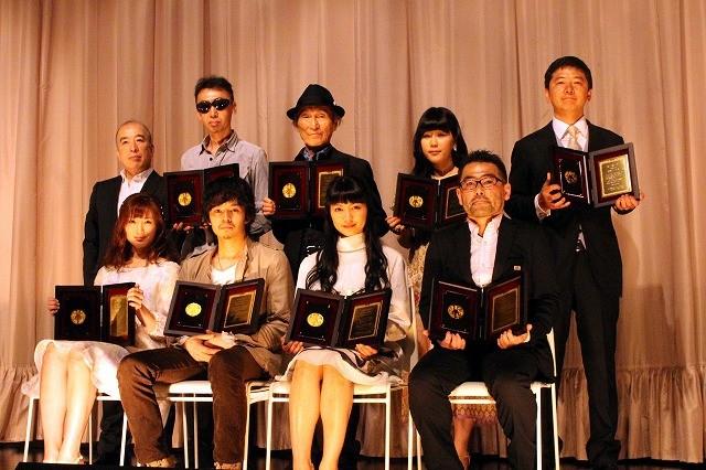 【第24回日プロ大賞】二階堂ふみ、池松壮亮、武田梨奈らにファン歓喜!