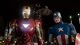 アイアンマンだけじゃない! 新ヒーローたちも参戦決定「アイアンマン」
