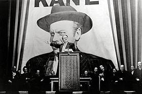 「市民ケーン」(1941)の一場面「市民ケーン」