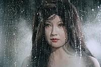 「氷柱の美女 江戸川乱歩の『吸血鬼』より」三ツ矢歌子