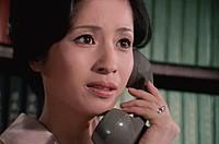 「死刑台の美女 江戸川乱歩の『悪魔の紋章』より」松原智恵子