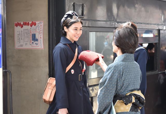 松嶋菜々子、終戦70年記念ドラマに主演!激動の時代に家族への愛を貫いた主人公役