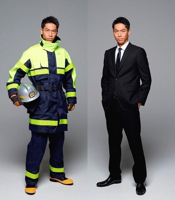 「EXILE」AKIRA、地域の消防団員に!7月新ドラマ「HEAT」に主演 - 画像1