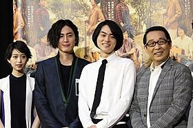 さだまさしの自伝的小説を、菅田将暉主演でドラマ化