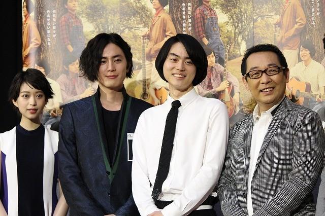 菅田将暉、NHKドラマでバイオリン&落語&ギターを披露!バンド結成に意欲も
