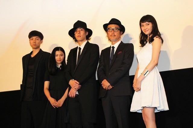 ラッド野田洋次郎、初主演映画に万感の思い 佐藤健の出演も発表