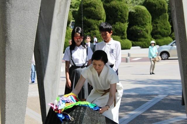 鈴木京香、慈愛に満ちた表情で「おかあさんの木」読み聞かせキャンペーン完遂! - 画像8