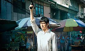 フィリピンロケが行われた「劇場版MOZU」「劇場版 MOZU」