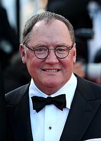 カンヌ映画祭に参加したジョン・ラセター「インサイド・ヘッド」