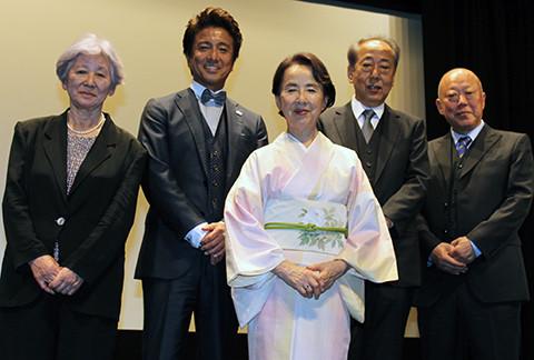 八千草薫、企画から参加の主演映画「ゆずり葉の頃」を自賛「こんな素晴らしい映画になるとは」