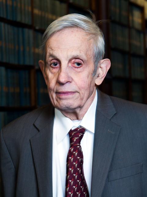 「ビューティフル・マインド」のモデルとなった天才数学者が事故死