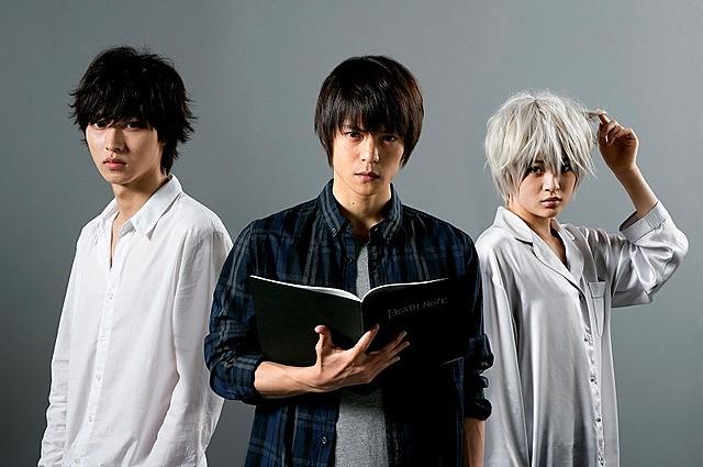 (左から)山崎賢人、窪田正孝、優希美青