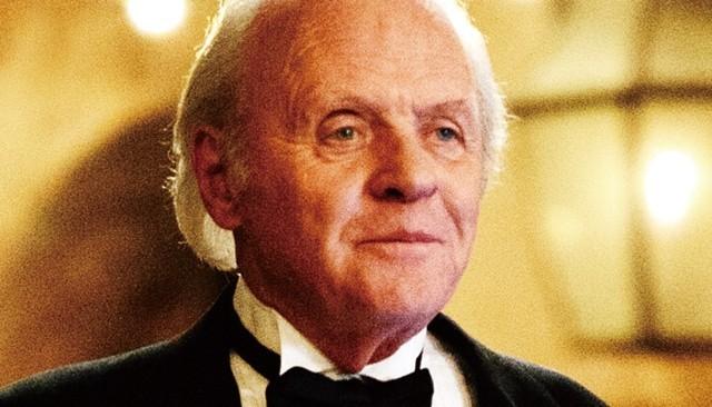 現代を代表する名優の1人であるアンソニー・ホプキンス