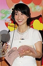 総選挙についての明言を避けた大島優子「それいけ!アンパンマン ミージャと魔法のランプ」