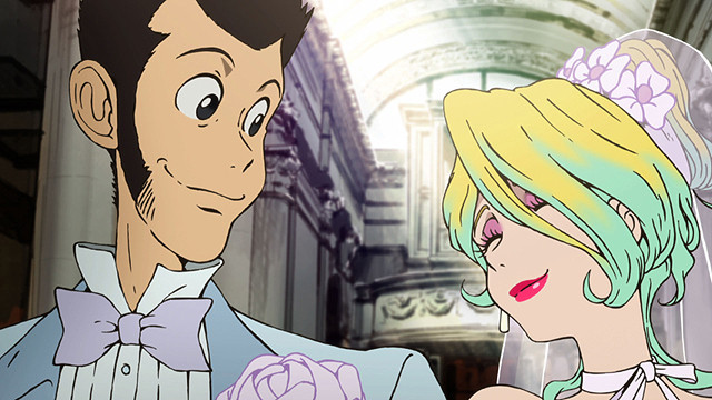 「ルパン三世」新作でルパンが結婚?峰不二子級の美女レベッカ登場