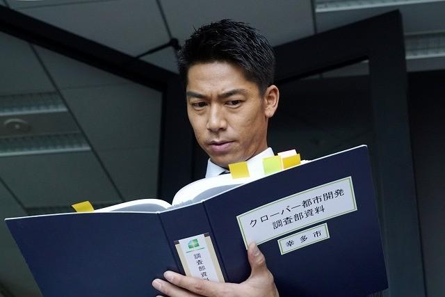 稲垣吾郎、怖さとエレガントさ併せ持つ不動産会社社長役に!AKIRA主演ドラマに出演