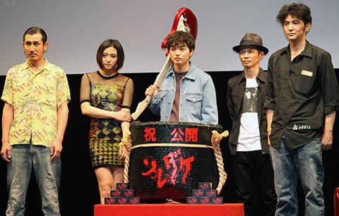 染谷将太3年越しの主演作「ソレダケ」公開に感慨「この映画こそ映画館で」 - 画像4