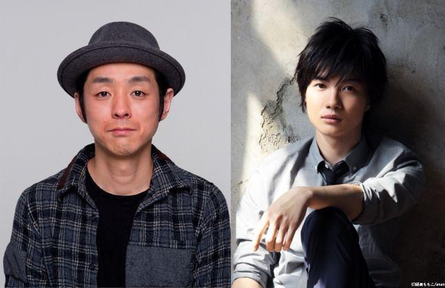 長瀬智也、クドカン新作で7年ぶり映画主演&特殊メイクで赤鬼に!共演は神木隆之介
