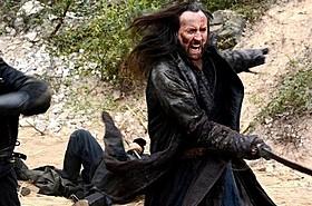 義理人情や侠気を踏襲しながらも、騎士の生き様を描く「ザ・レジェンド」