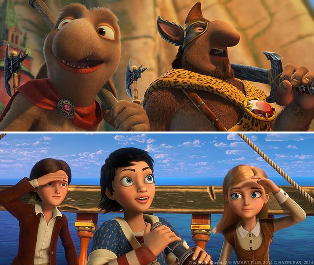 「アナ雪」も影響を受けた童話をロシアでアニメ化 「雪の女王」続編が日本公開決定