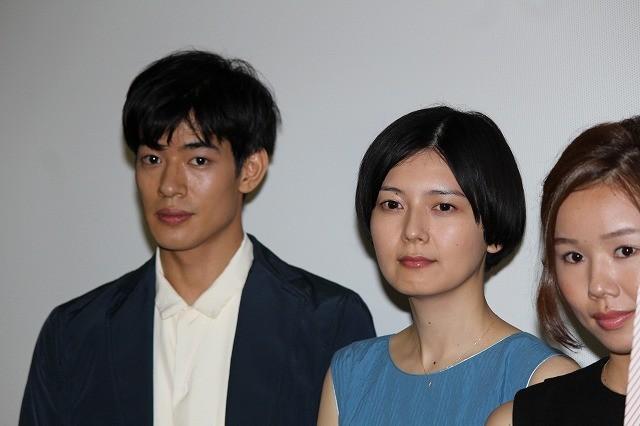 中島歩、初主演作公開に感激&パートナー役・菊池亜希子に感謝