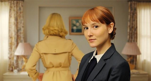 フランソワ・オゾン最新作「彼は秘密の女ともだち」予告編でロマン・デュリスが女性に変身!