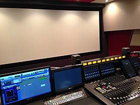 グロービジョン九段スタジオの様子