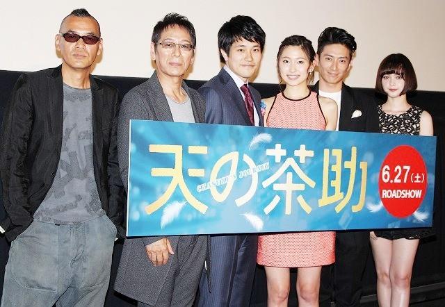 松山ケンイチ、SABU監督への愛を語る「正直なところが好き」