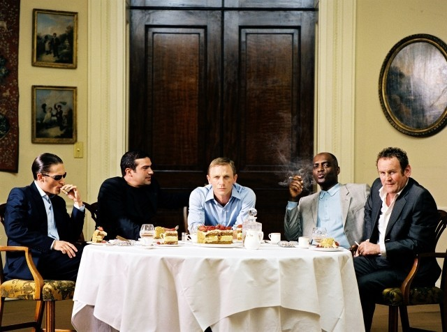 ジェイソン・ステイサム主演「レイヤー・ケーキ」続編は2016年に撮影