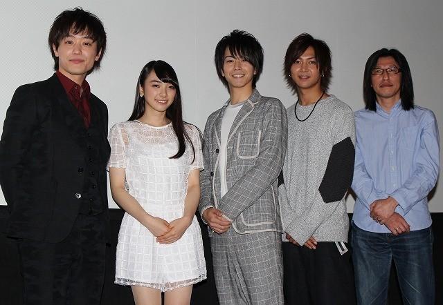 人気BL「セブンデイズ」廣瀬智紀、キスシーンは自然体「チュッみたいな」