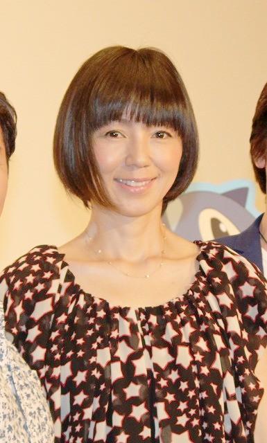 渡辺満里奈、15年ぶり声優挑戦作で「息子が泣いていた」