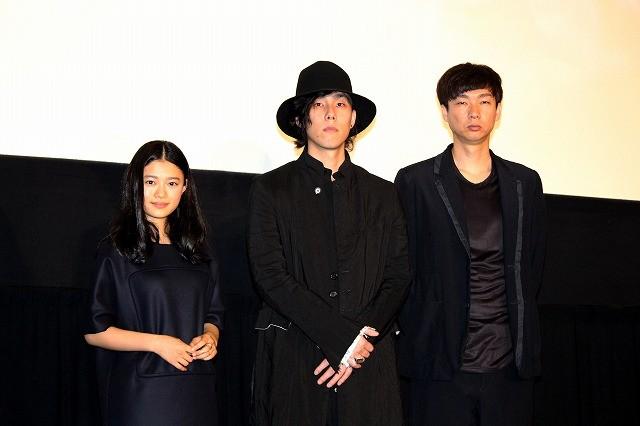 野田洋次郎、初主演作「トイレのピエタ」公開に「幸せいっぱい」