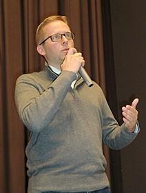 ポーランドの映画批評家ミハル・オレシュチク氏「イーダ」