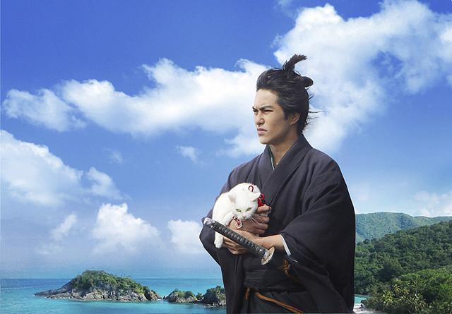 北村一輝が主演のほかに原案・脚本も 劇場版「猫侍」第2弾が9月公開決定