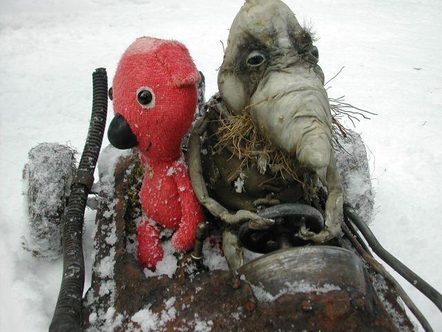 へなちょこテディベアが持ち主目指して大冒険!チェコの大ヒット人形劇予告