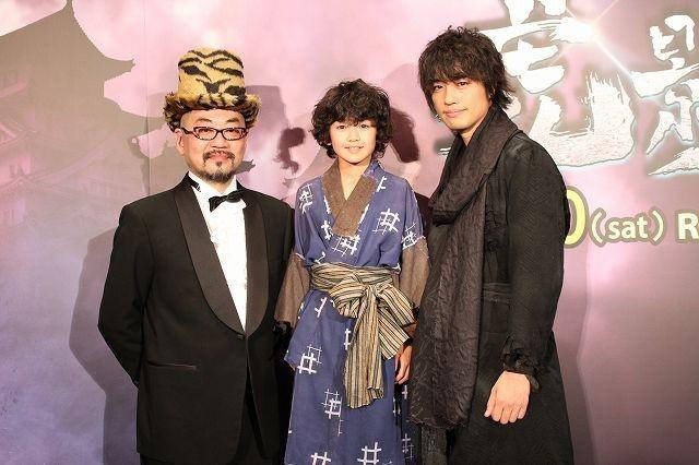 斎藤工「虎影」に強い自信「日本映画の底力を見せましょう」と呼びかけ